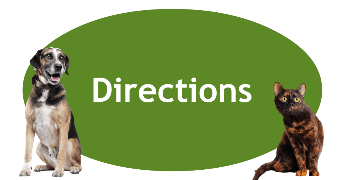 Directions Page Banner